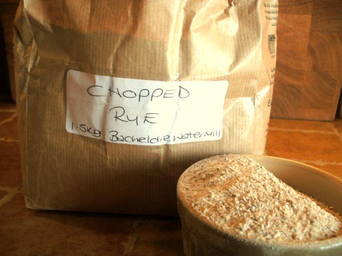 Rye chops