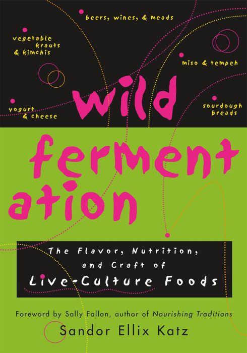 Wild Fermentation Cover