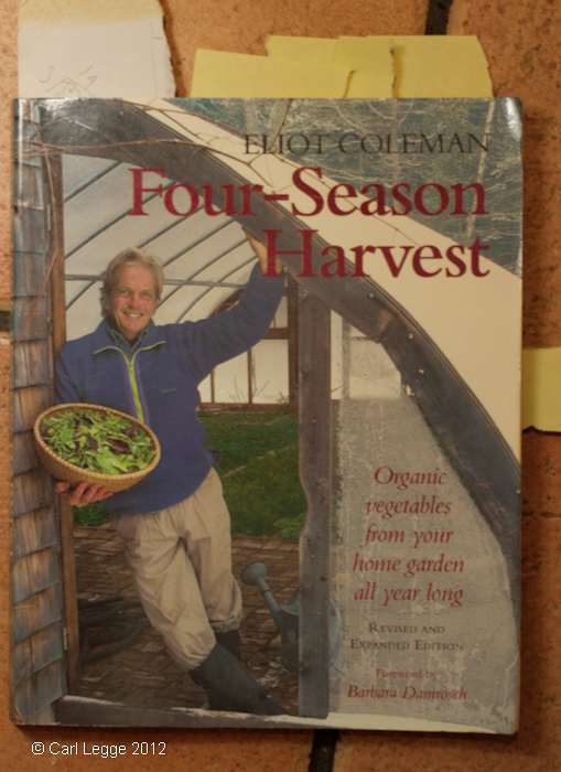 Four Season Harvest: Front Cover
