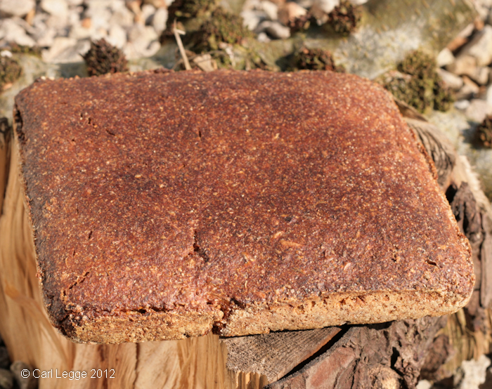 Rye Vollkornbrot with Felin Ganol rye