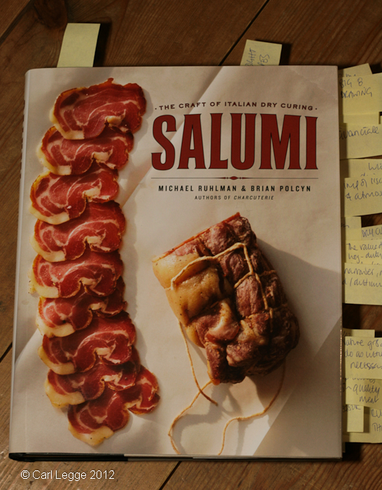 Salumi - cover picture