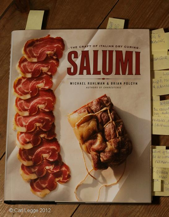 Salumi - cover picture