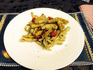 Thane's pasta bake