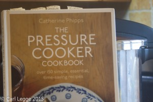 The Pressure Cooker Cookbook Cover